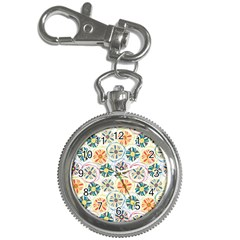 Flower Rainbow Fan Sunflower Circle Sexy Key Chain Watches by Mariart