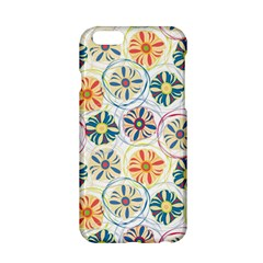 Flower Rainbow Fan Sunflower Circle Sexy Apple Iphone 6/6s Hardshell Case by Mariart