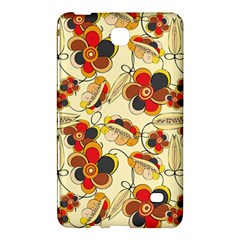 Flower Seed Rainbow Rose Samsung Galaxy Tab 4 (8 ) Hardshell Case  by Mariart