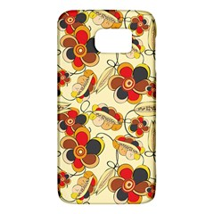Flower Seed Rainbow Rose Galaxy S6 by Mariart