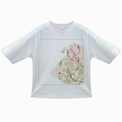 Flower Simple Pink Infant/toddler T Shirts