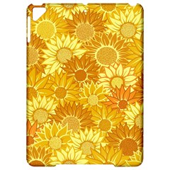 Flower Sunflower Floral Beauty Sexy Apple Ipad Pro 9 7   Hardshell Case by Mariart