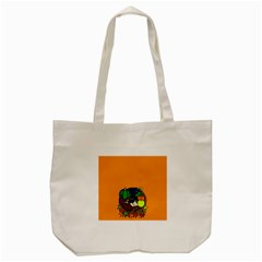 Healthy Vegetables Food Tote Bag (cream) by Mariart