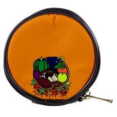 Healthy Vegetables Food Mini Makeup Bags by Mariart