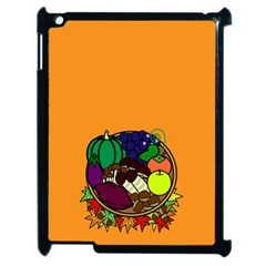 Healthy Vegetables Food Apple Ipad 2 Case (black) by Mariart