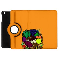 Healthy Vegetables Food Apple Ipad Mini Flip 360 Case by Mariart