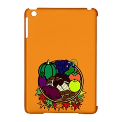 Healthy Vegetables Food Apple Ipad Mini Hardshell Case (compatible With Smart Cover) by Mariart
