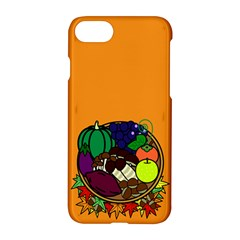 Healthy Vegetables Food Apple Iphone 7 Hardshell Case by Mariart