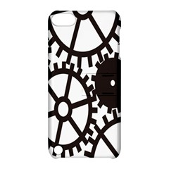 Machine Iron Maintenance Apple Ipod Touch 5 Hardshell Case With Stand by Mariart