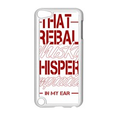 Fireball Whiskey Humor  Apple Ipod Touch 5 Case (white) by crcustomgifts