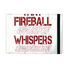 Fireball Whiskey Humor  Ipad Mini 2 Flip Cases by crcustomgifts