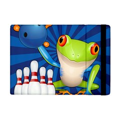 Tree Frog Bowling Ipad Mini 2 Flip Cases by crcustomgifts