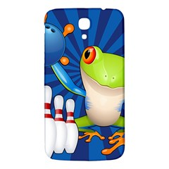 Tree Frog Bowling Samsung Galaxy Mega I9200 Hardshell Back Case by crcustomgifts
