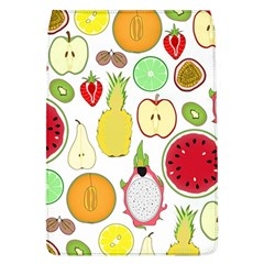 Mango Fruit Pieces Watermelon Dragon Passion Fruit Apple Strawberry Pineapple Melon Flap Covers (l)  by Mariart