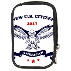 New U S  Citizen Eagle 2017  Compact Camera Cases by crcustomgifts