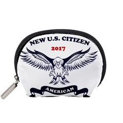 New U S  Citizen Eagle 2017  Accessory Pouches (small)  by crcustomgifts