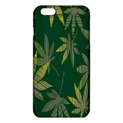 Marijuana Cannabis Rainbow Love Green Yellow Leaf Iphone 6 Plus/6s Plus Tpu Case by Mariart