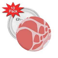 Meat 2 25  Buttons (10 Pack)