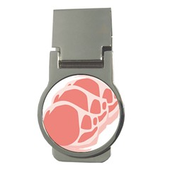 Meat Money Clips (round)  by Mariart