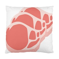 Meat Standard Cushion Case (two Sides) by Mariart