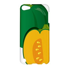 Pumpkin Peppers Green Yellow Apple Ipod Touch 5 Hardshell Case by Mariart