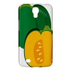 Pumpkin Peppers Green Yellow Samsung Galaxy Mega 6 3  I9200 Hardshell Case by Mariart