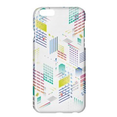 Layer Capital City Building Apple Iphone 6 Plus/6s Plus Hardshell Case by Mariart