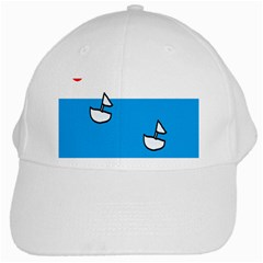 Ship Sea Beack Sun Blue Sky White Water White Cap by Mariart