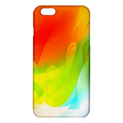Red Yellow Green Blue Rainbow Color Mix Iphone 6 Plus/6s Plus Tpu Case by Mariart