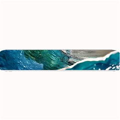 Sea Wave Waves Beach Water Blue Sky Small Bar Mats by Mariart