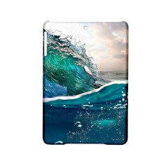 Sea Wave Waves Beach Water Blue Sky Ipad Mini 2 Hardshell Cases by Mariart