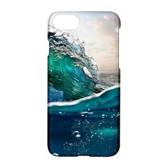 Sea Wave Waves Beach Water Blue Sky Apple Iphone 7 Hardshell Case by Mariart