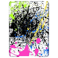 Spot Paint Pink Black Green Yellow Blue Sexy Apple Ipad Pro 9 7   Hardshell Case by Mariart