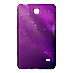 Space Star Planet Galaxy Purple Samsung Galaxy Tab 4 (7 ) Hardshell Case  by Mariart