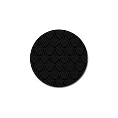 Skin Abstract Wallpaper Dump Black Flower  Wave Chevron Golf Ball Marker (10 Pack) by Mariart