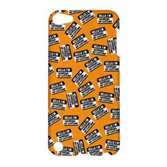 Pattern Halloween Wearing Costume Icreate Apple Ipod Touch 5 Hardshell Case by iCreate