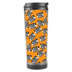 Pattern Halloween Wearing Costume Icreate Travel Tumbler by iCreate