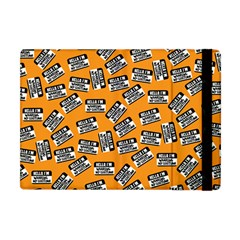 Pattern Halloween  Apple Ipad Mini Flip Case by iCreate