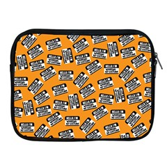 Pattern Halloween  Apple Ipad 2/3/4 Zipper Cases by iCreate