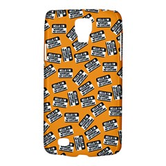 Pattern Halloween  Galaxy S4 Active by iCreate