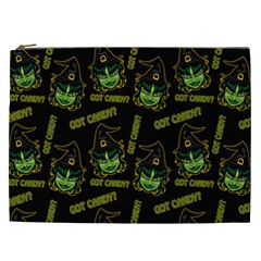 Pattern Halloween Witch Got Candy? Icreate Cosmetic Bag (xxl)  by iCreate