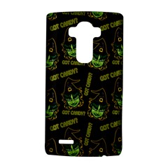 Pattern Halloween Witch Got Candy? Icreate Lg G4 Hardshell Case by iCreate