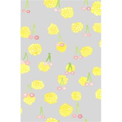 Cute Fruit Cerry Yellow Green Pink 5 5  X 8 5  Notebooks by Mariart