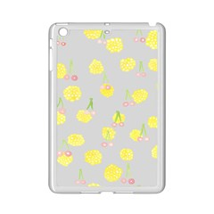Cute Fruit Cerry Yellow Green Pink Ipad Mini 2 Enamel Coated Cases by Mariart