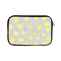 Cute Fruit Cerry Yellow Green Pink Apple Ipad Mini Zipper Cases by Mariart