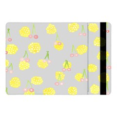 Cute Fruit Cerry Yellow Green Pink Apple Ipad Pro 10 5   Flip Case by Mariart