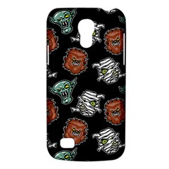 Pattern Halloween Werewolf Mummy Vampire Icreate Galaxy S4 Mini by iCreate