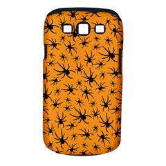 Pattern Halloween Black Spider Icreate Samsung Galaxy S Iii Classic Hardshell Case (pc+silicone) by iCreate