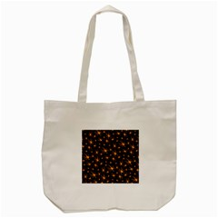 Halloween Spiders Tote Bag (cream) by iCreate