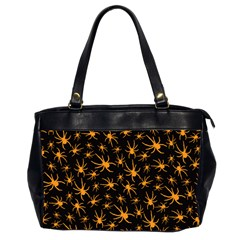 Halloween Spiders Office Handbags (2 Sides)  by iCreate